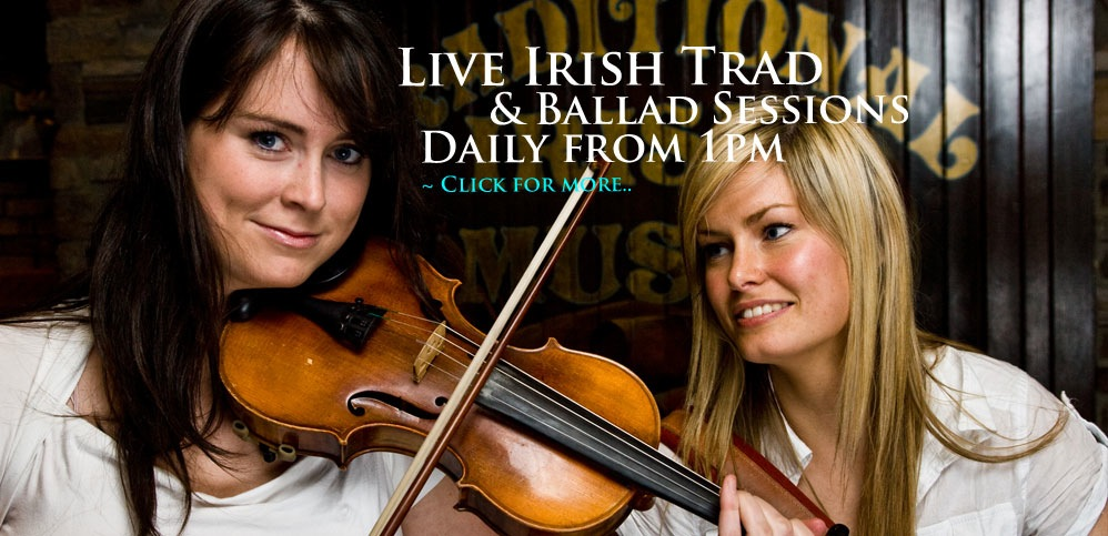 Liva Traditional Irish Music