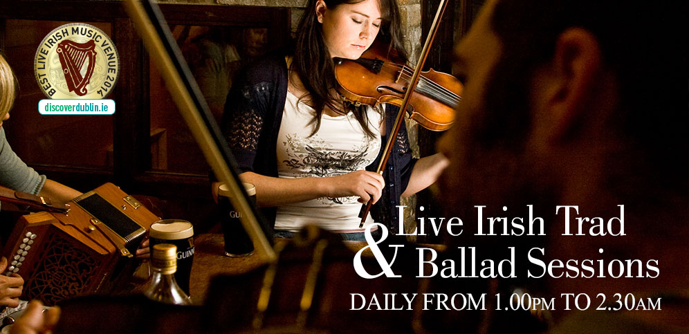 Live Traditional Irish Music